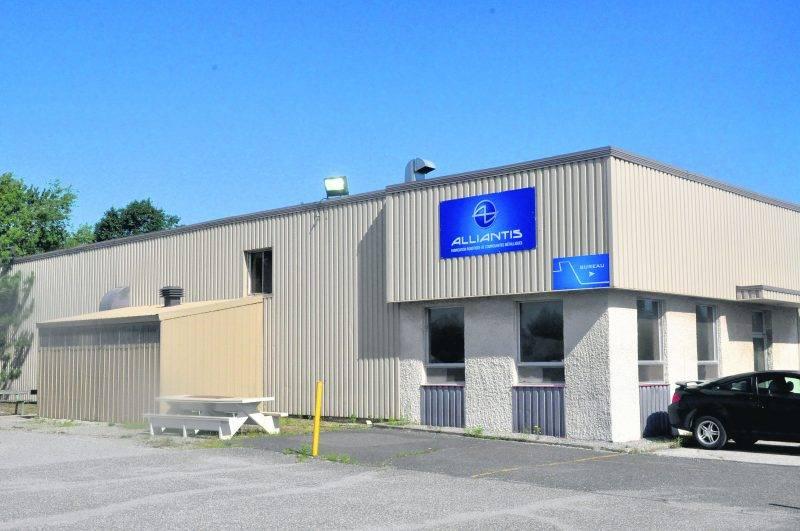 L'entreprise valoise Alliantis Métal, fondée en 2007, vient de déclarer faillite.