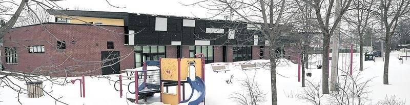 Les Loisirs Douville ont préféré nommer le parc René-Lafleur plutôt que le centre communautaire, au grand regret de la famille de ce bâtisseur des loisirs du quartier. Photo François Larivière | Le Courrier ©