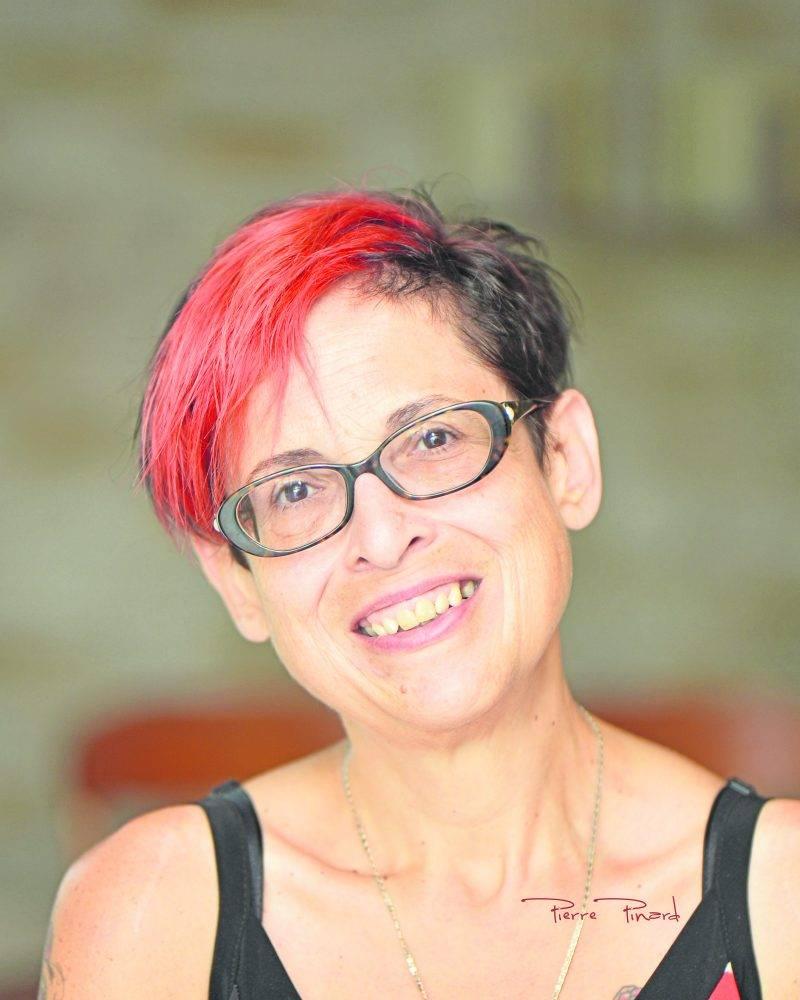 Nathalie Roy, photographe  Crédit : Pierre Pinard