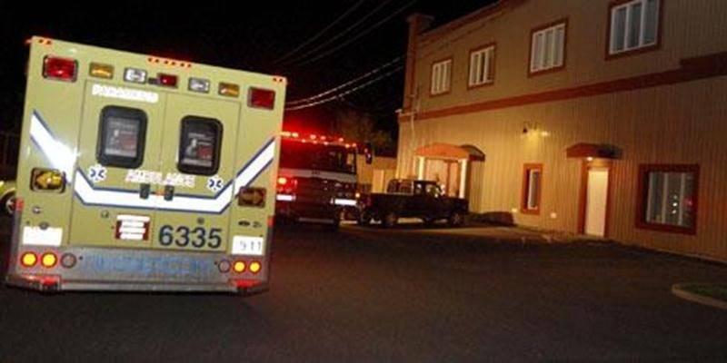 Un homme de 42 ans est accusé d'incendie criminel par négligence après avoir mis le feu à son logement en produisant de la résine de cannabis.@CRÉDITS:Photo Bruno Beauregard | <a href=