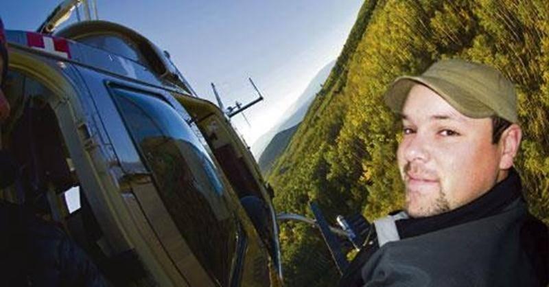 Le Maskoutain Nicolas Turcotte a perdu la vie dans un accident d'hélicoptère survenu le 17 août à Sept-Îles.