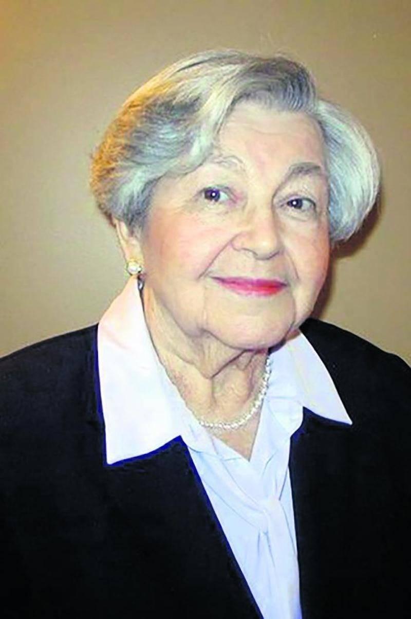 Marie-Paule Rajotte LaBrèque, qui a marqué la communauté d'Acton Vale par sa passion pour l'histoire et la culture, s'est éteinte samedi à l'âge de 95 ans.