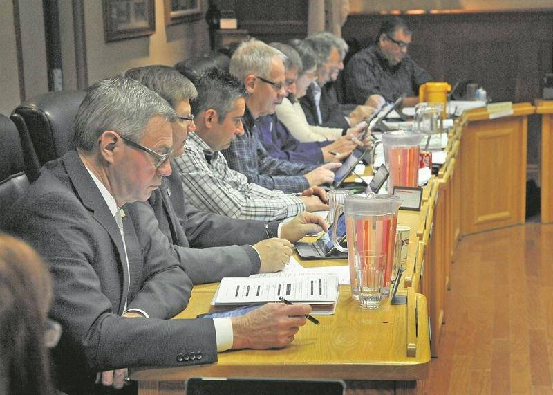 Pour le moment, tous les maires de la MRC des Maskoutains entendent prendre part aux négociations sur les services supralocaux dispensés par Saint-Hyacinthe. Photothèque | Le Courrier ©