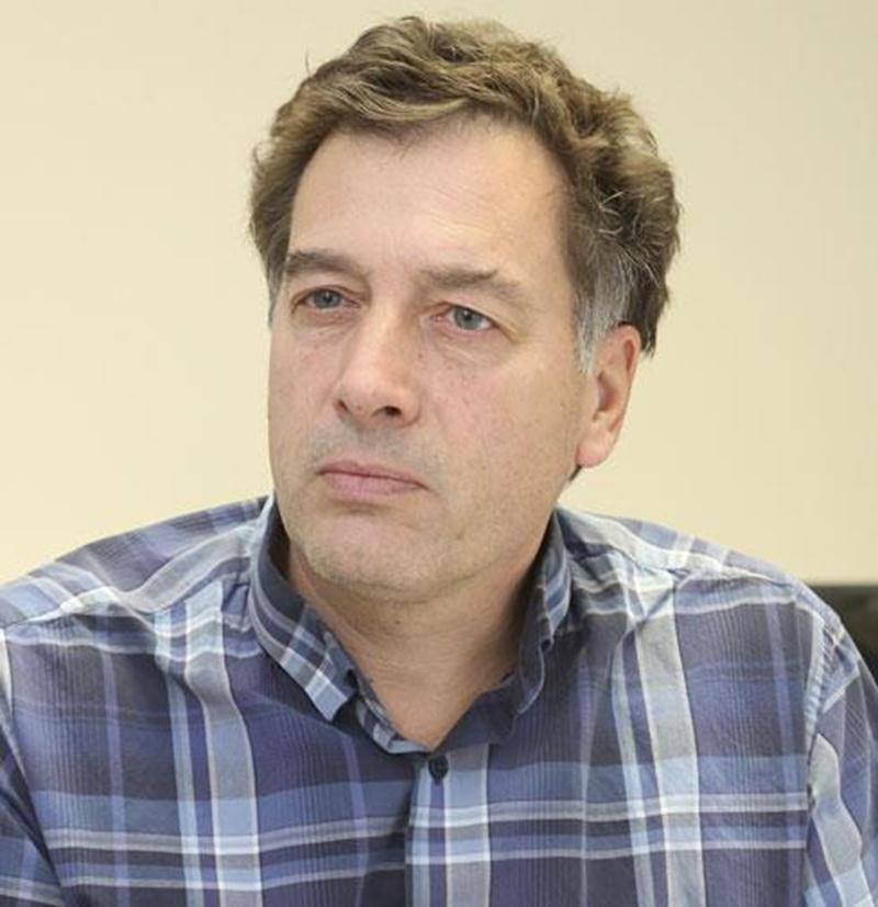 L'ex-président-directeur général de l'Alliance Boviteq et président de la Cité de la biotechnologie, André Barnabé.