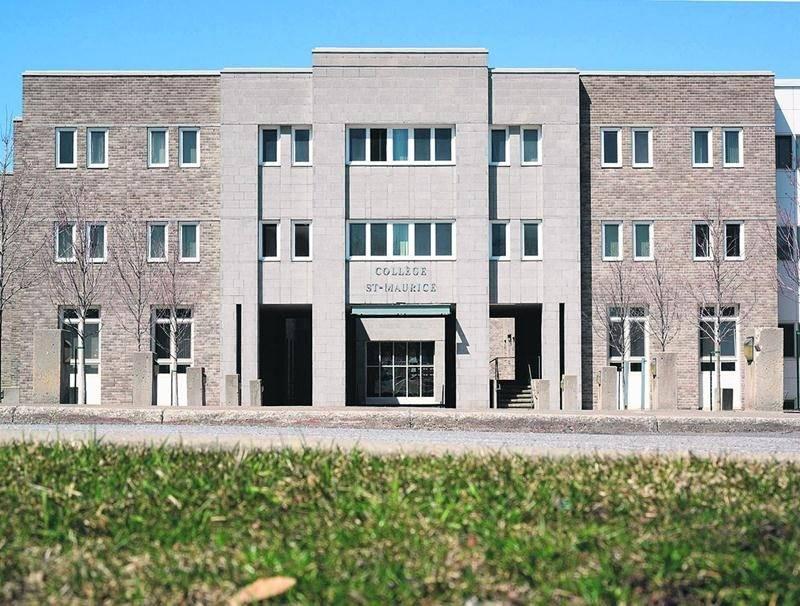 Les changements annoncés au Collège Saint-Maurice font jaser à Saint-Hyacinthe. Photo François Larivière | Le Courrier ©