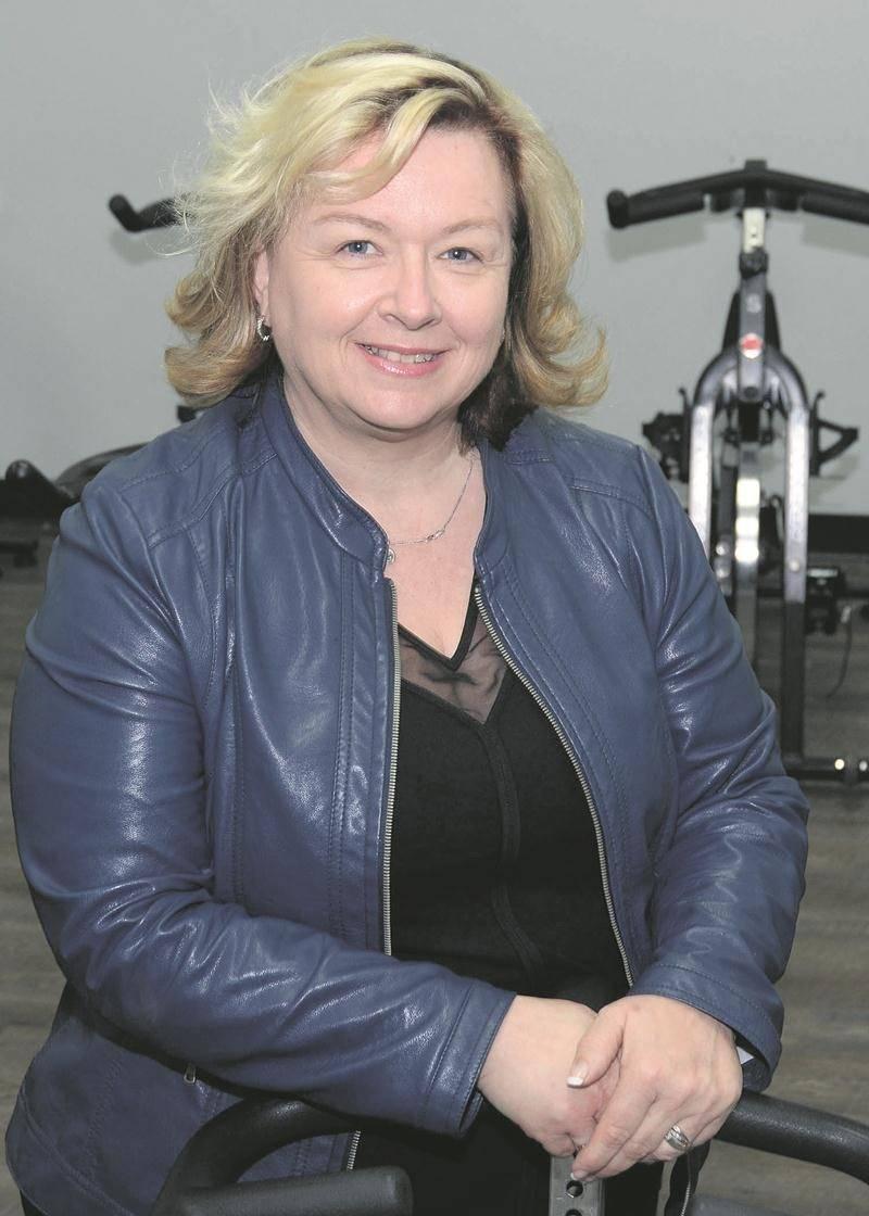 Claire Tremblay restera propriétaire du Énergie Cardio de Saint-Hyacinthe même si elle est maintenant présidente de la bannière. Photo François Larivière | Le Courrier ©