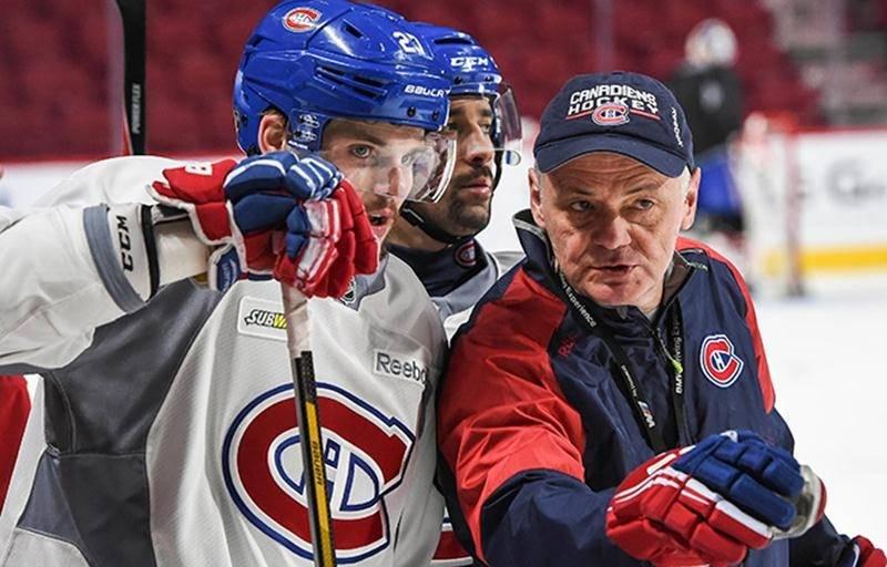 « Après 12 saisons avec le Canadien et 15 ans dans la Ligue nationale, j'avais fait le tour du jardin. »  Photo Courtoisie Club de hockey Canadien inc.