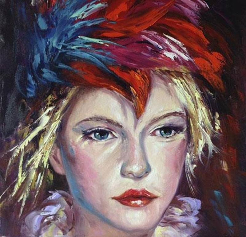 Le 18 e encan de l'Auberge du coeur Le Baluchon présentera autant de toiles figuratives qu'abstraites. Avec les années, l'évènement gagne en notoriété, si bien que de plus en plus d'artistes offrent leurs oeuvres pour l'encan annuel.