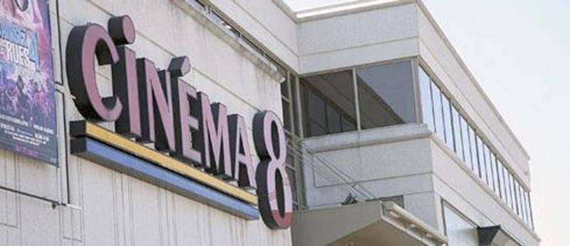 Le nouveau campus du Cégep de Saint-Hyacinthe sera situé au-dessus du cinéma des Galeries.