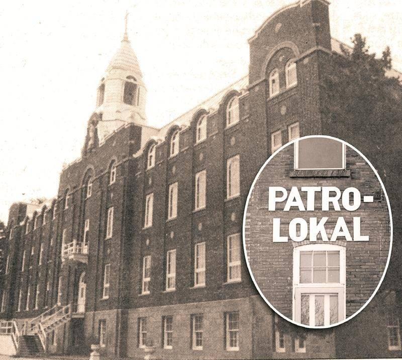 Des Frères Maristes responsables du Patro Lokal auraient commis des abus sur des adolescents qui y étaient hébergés entre 1970 et 1986. Photo Centre d'histoire de Saint-Hyacinthe