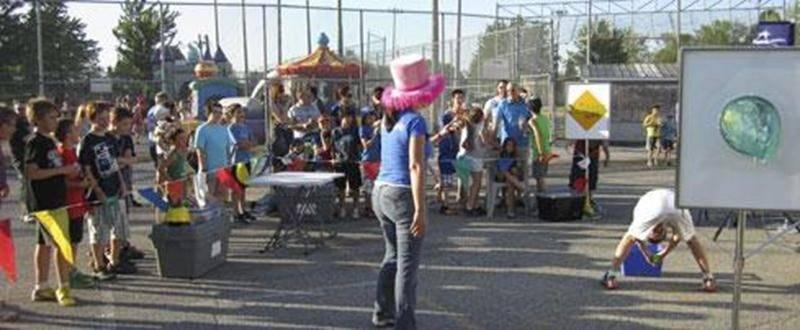 L'équipe de la MDJ a concocté plein d'activités pour profiter de l'été avec les jeunes de 12 à 17 ans.