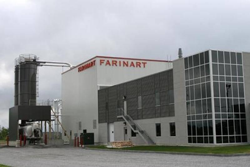 L'entreprise Farinart de Saint-Liboire pourra améliorer ses chaînes de transformation grâce au programme Plan d'action économique du gouvernement fédéral.