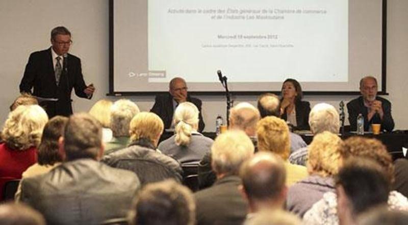 Les nouvelles orientations gouvernementales en matière de développement urbain sèment l'inquiétude dans la région, comme le démontre la forte participation à la séance d'information que la Chambre de commerce a donnée sur le sujet la semaine dernière, au Centre aquatique.