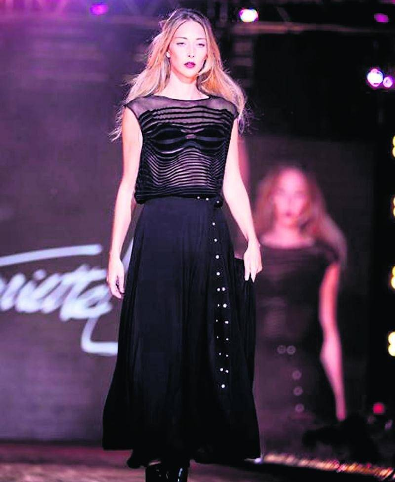Sarah Grenier, mannequin agence ema.