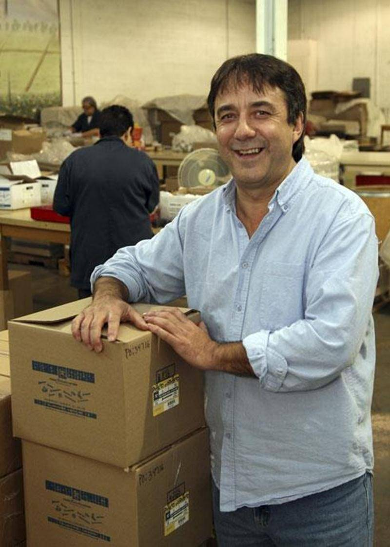 Patrick Darrigrand, directeur général des Ateliers Transition
