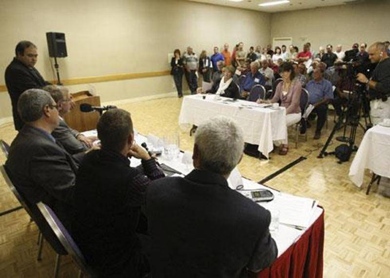 Les Céréaliers du Québec ont dénoncé publiquement le monopole de l'UPA lors d'une conférence de presse tenue à l'Hôtel des Seigneurs de Saint-Hyacinthe.