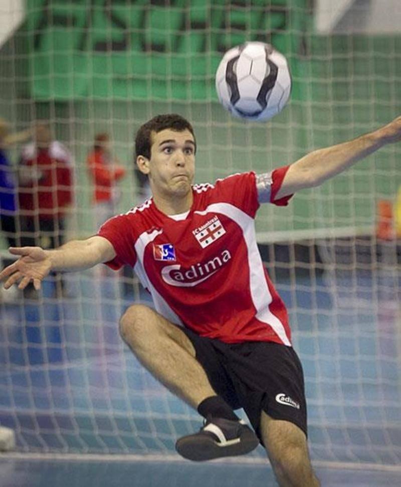 Joé Lachambre est retourné récemment en République tchèque pour goûter à une autre expérience internationale en futnet.