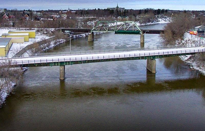 Un nouveau pont avant les Fêtes