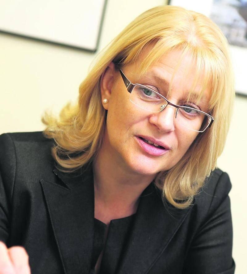 Claire Bolduc, présidente de Solidarité rurale. Photo Robert Gosselin | Le Courrier ©