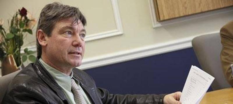 Le directeur général de la Commission scolaire Yvan Gauthier réaffirme l'urgence de construire un gymnase à l'école Fadette.