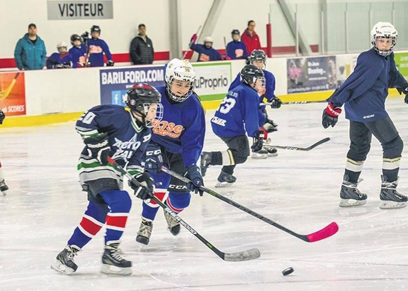 La 4e édition du festival de hockey sur glace BJSC a affiché complet une fois plus.