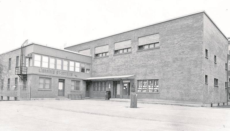L'imagerie et la Librairie St-Antoine de Saint-Hyacinthe –1908-1997– (1)