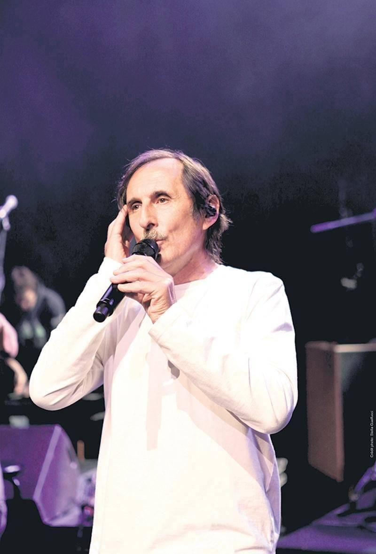 Le chanteur corse Petru Guelfucci se produira au Centre des arts Juliette-Lassonde le 4 mai.