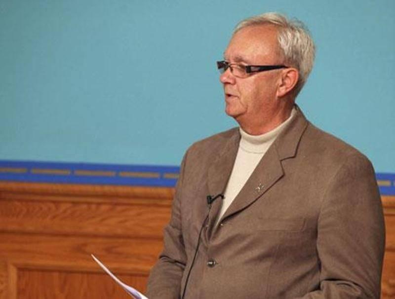 Le conseiller Guylain Coulombe s'est opposé à l'adoption du budget 2012 de la Ville de Saint-Hyacinthe.