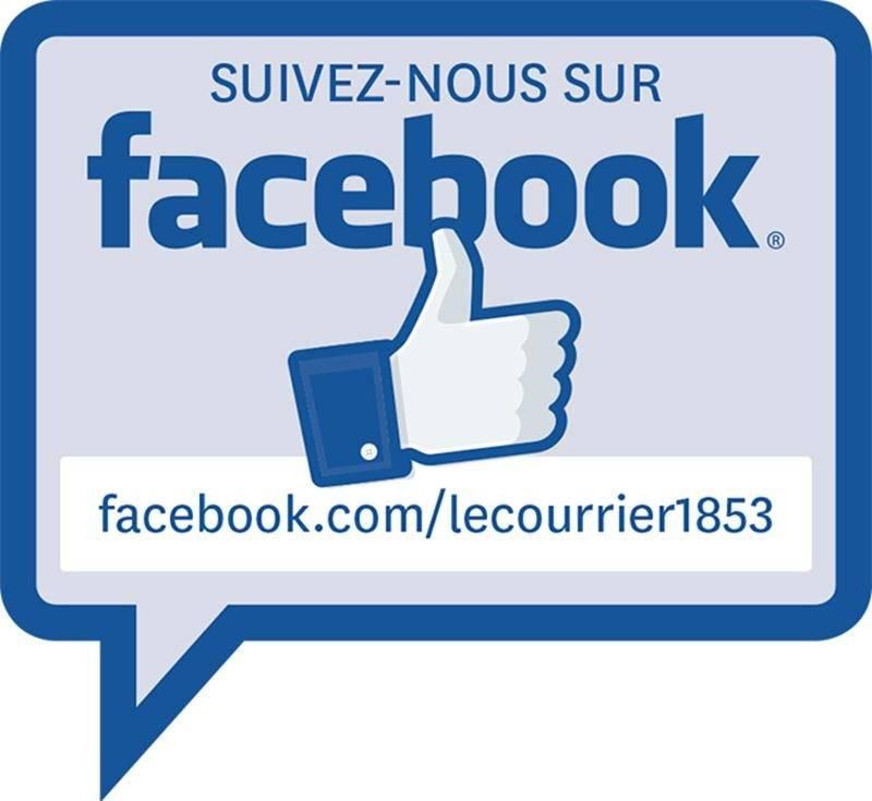 Le Courrier sur Facebook