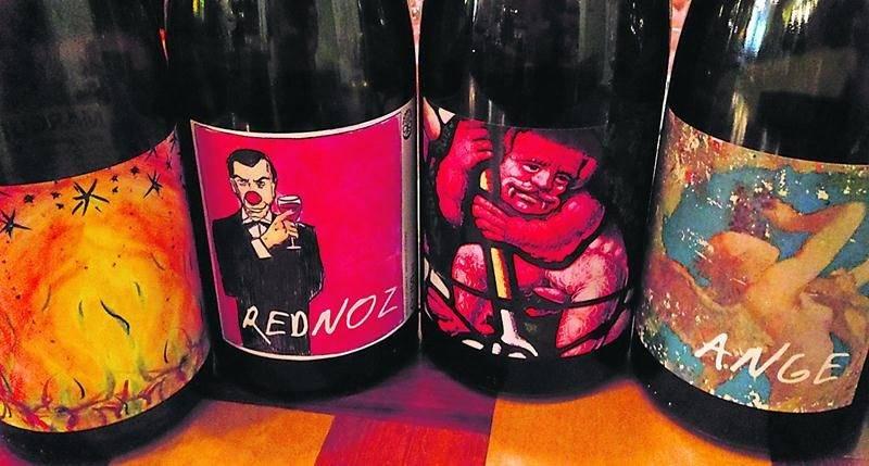 Les vins du Domaine de l'Ecu, issus des grands terroirs de la Loire.  Photo Hélène Dion