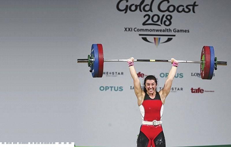 Les Jeux du Commonwealth font sortir le meilleur de la Machine Rouge