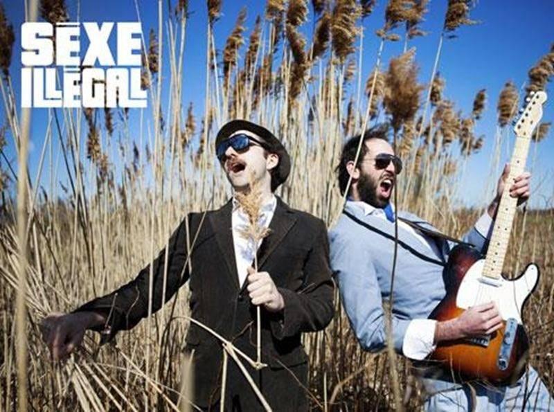 Le duo humoristique Sèxe Illégal sera de passage au Zaricot dans le cadre du Retour de l'humour qui aura lieu le mercredi 27 juin à 20h.