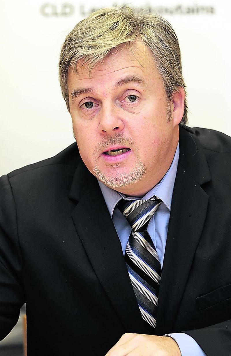 Charles Fillion, directeur général du CLD Les Maskoutains