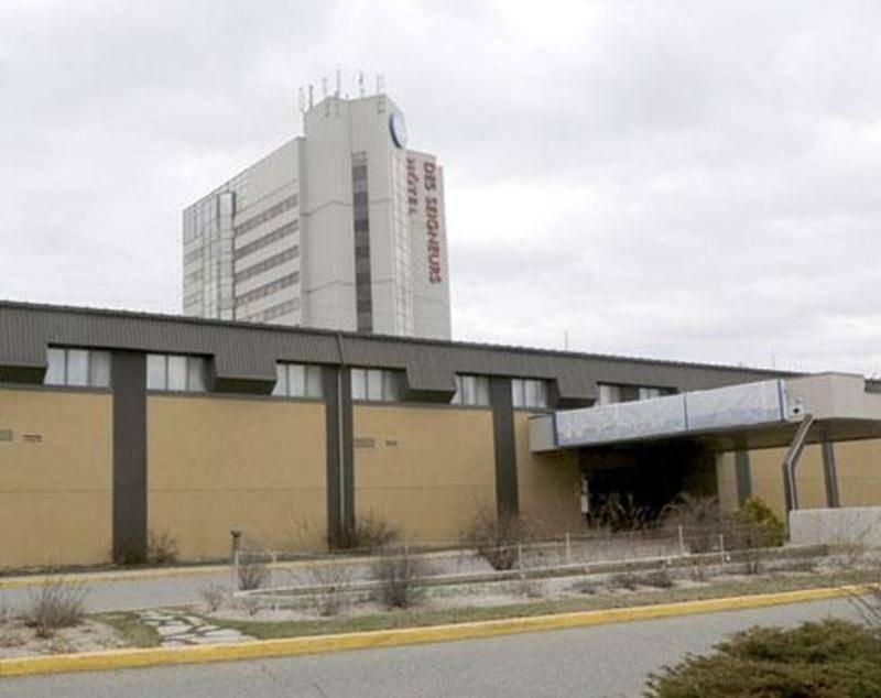 L'ancienne partie de l'Hôtel des Seigneurs de Saint-Hyacinthe sera entièrement démolie.
