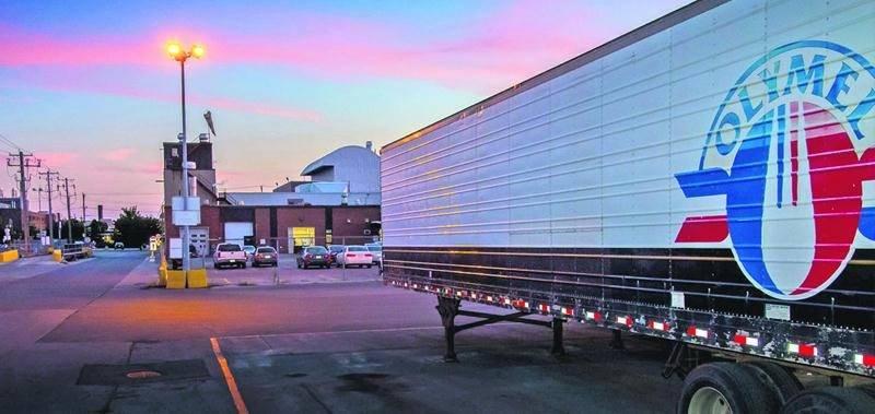 Olymel cessera ses activités de désossage à son usine de Saint-Hyacinthe d'ici un an. Photo François Larivière   Le Courrier ©