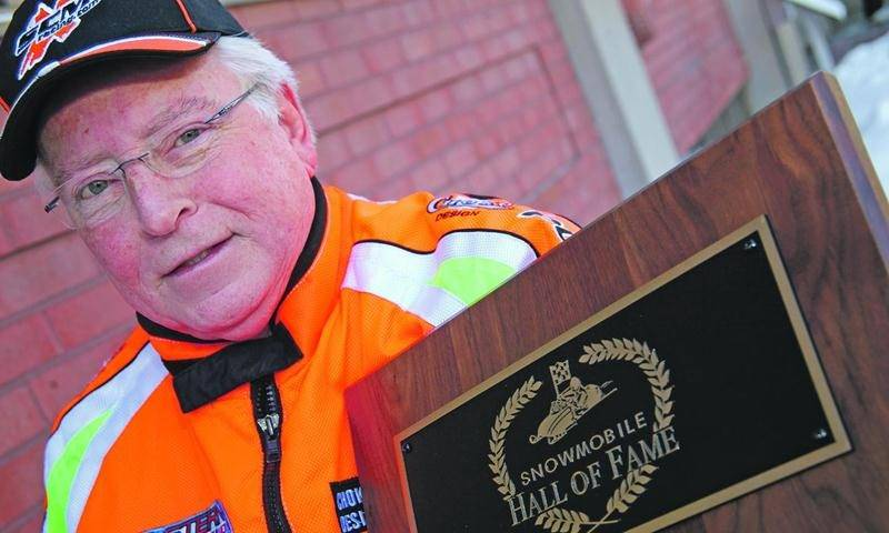 Marcel Fontaine, une légende vivante de la motoneige, vient de perdre sa bataille contre le cancer à l'âge de 67 ans.