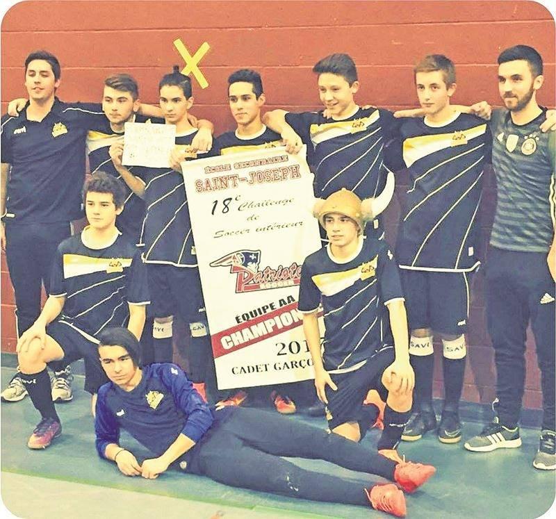 L'école Fadette deux fois championne au Challenge Colédo-Patriotes