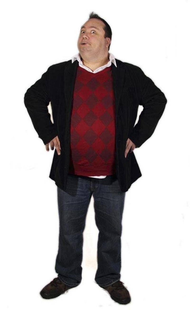 Martin Turgeon anime les soirées humoristiques « Drôle de défis » tous les dimanches jusqu'au 11 décembre au Dooly's.