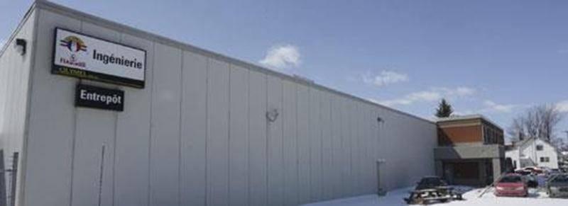 La municipalité de Saint-Valérien souhaite acquérir l'ancienne usine Olymel.