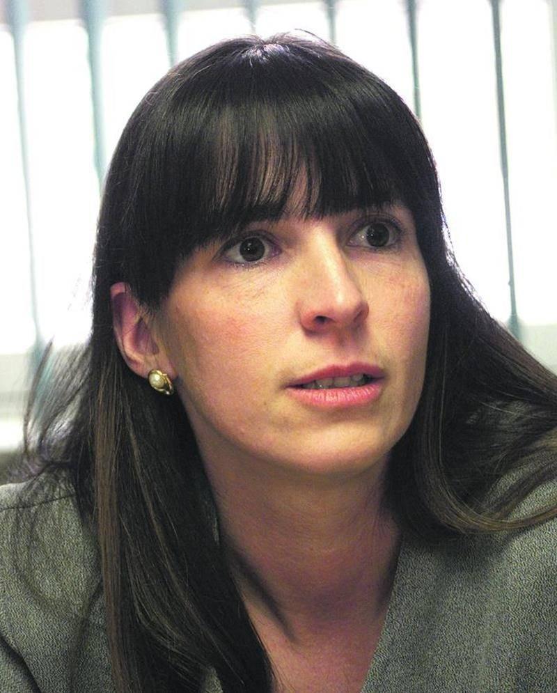 L'ex-présidente du syndicat des employés de soutien de la CSSH, Chantal Primeau, fait face à quatre chefs d'accusation pour des remboursements irréguliers dans ses comptes de dépense.  Photothèque | Le Courrier ©