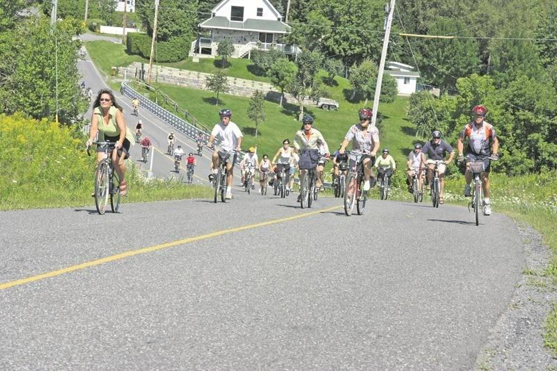 Les cyclistes avertis, les familles et les cyclistes du dimanche sont attendus le 13 août à compter de 9 h à Massueville pour prendre part au Tour cycliste panoramique de la Yamaska.