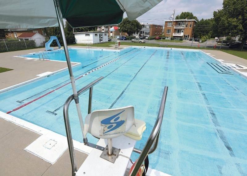Des piscines fermées en pleine canicule