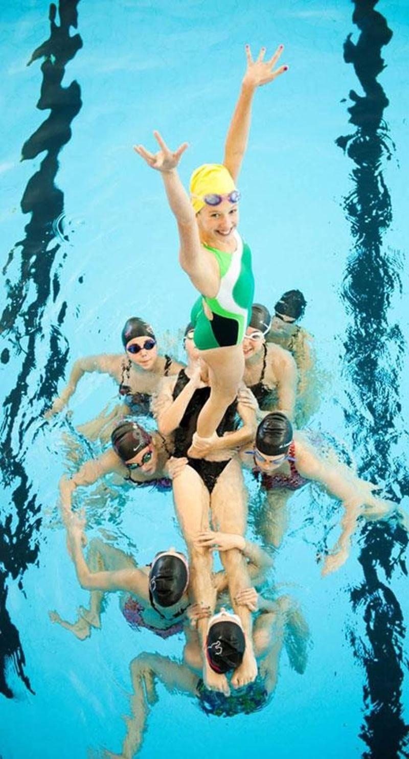 La population est invitée à venir admirer les talents de près de 100 nageurs et nageuses du club local en nage synchronisée, les Vestales de Saint-Hyacinthe. Rendez-vous au Centre aquatique Desjardins le samedi 14 décembre à 19 h. Entrée gratuite. Infos : <a href=