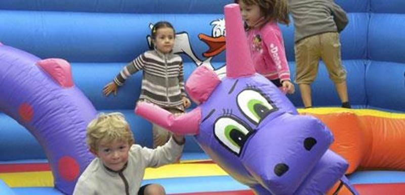 Pour occuper les jeunes durant la semaine de relâche, les Loisirs Bourg-Joli ont organisé une foule d'activités.