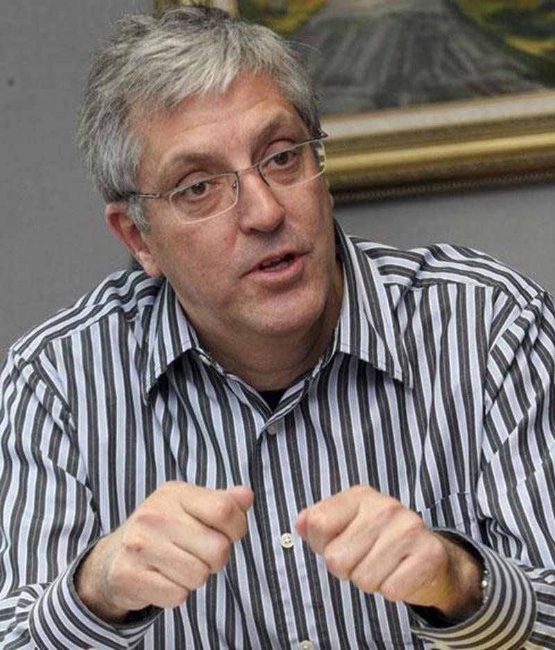 Denis Lafrenière, vice-président région Richelieu-Yamaska chez Desjardins.
