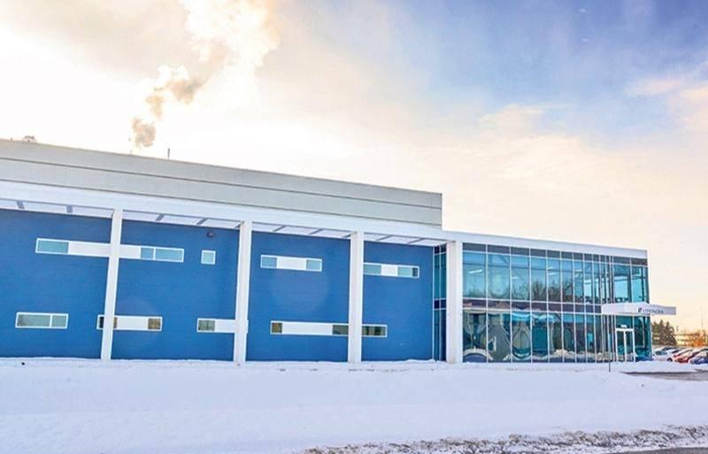 En décembre, la jeune entreprise pharmaceutique Sterinova est passée à des intérêts allemands. Photo François Larivière | Le Courrier ©