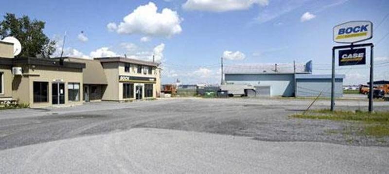 Le siège social de Bock Équipements a été vendu à l'homme d'affaires maskoutain Donald Fontaine.