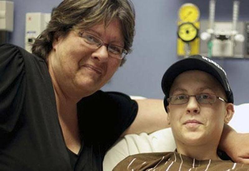 June Leclair se rendra au Maroc au début du mois de juin en l'honneur de son fils décédé du cancer et pour amasser des fonds pour Leucan.