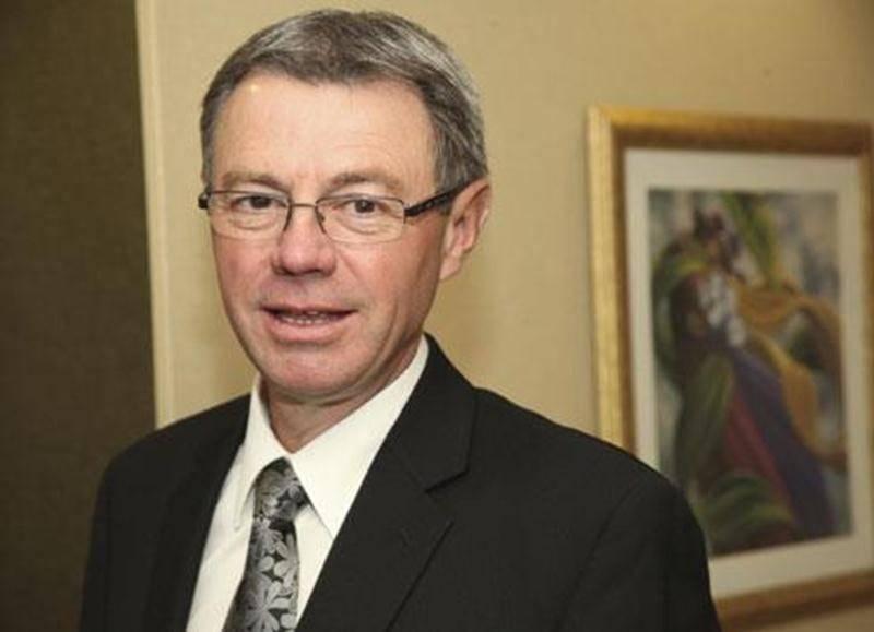 Le président de la Chambre de commerce et de l'industrie Les Maskoutains, Claude Corbeil.