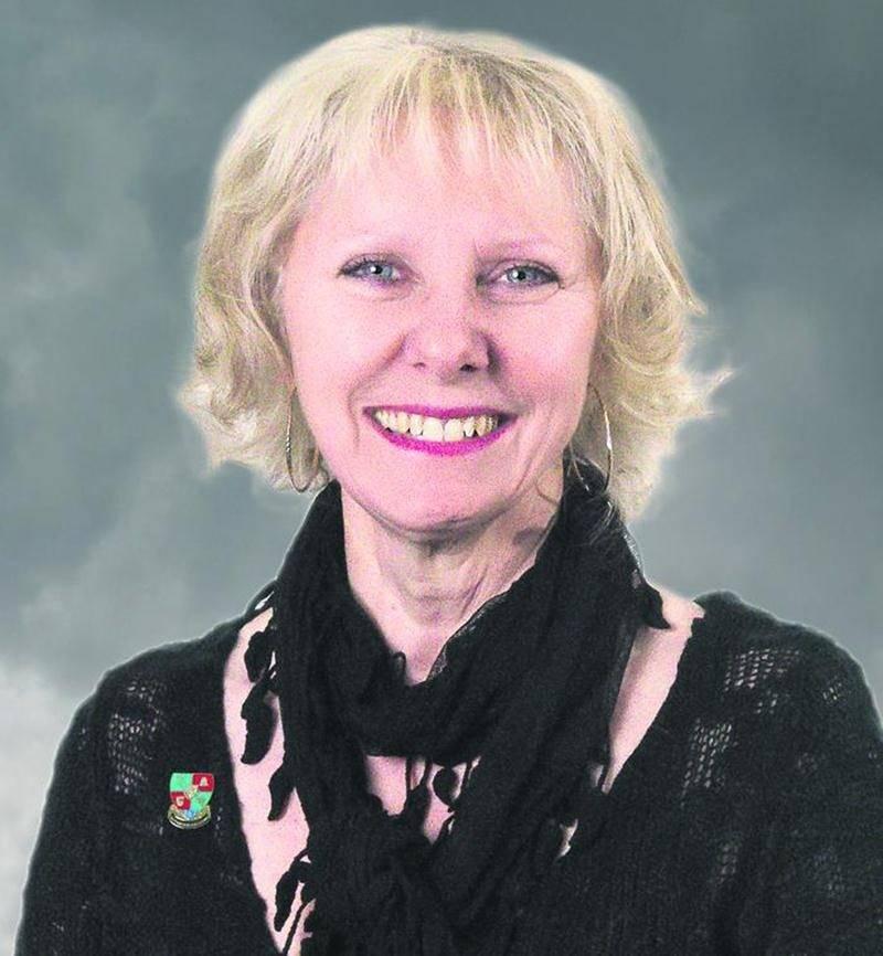 Ginette Thibault, mairesse de Saint-Denis-sur-Richelieu.